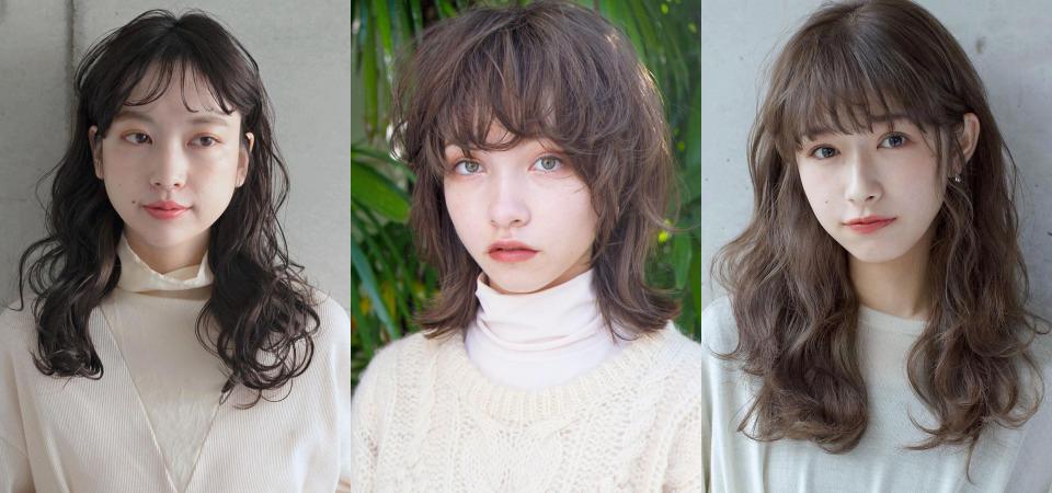 细软发质仙女看过来!5款甜美又好看的卷发让你告别扁塌发型