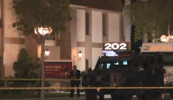 昨晚,橙县发生大规模枪击事件 4死2伤