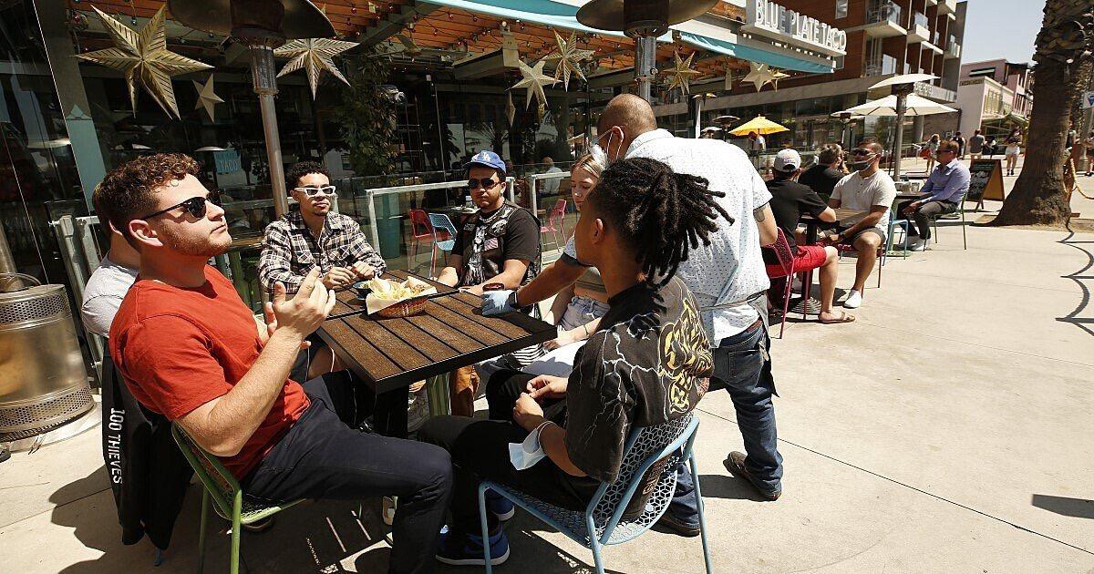 酒吧重开,餐馆扩容,洛杉矶周一将进入橙色级别,一起来看看到时有什么变化!