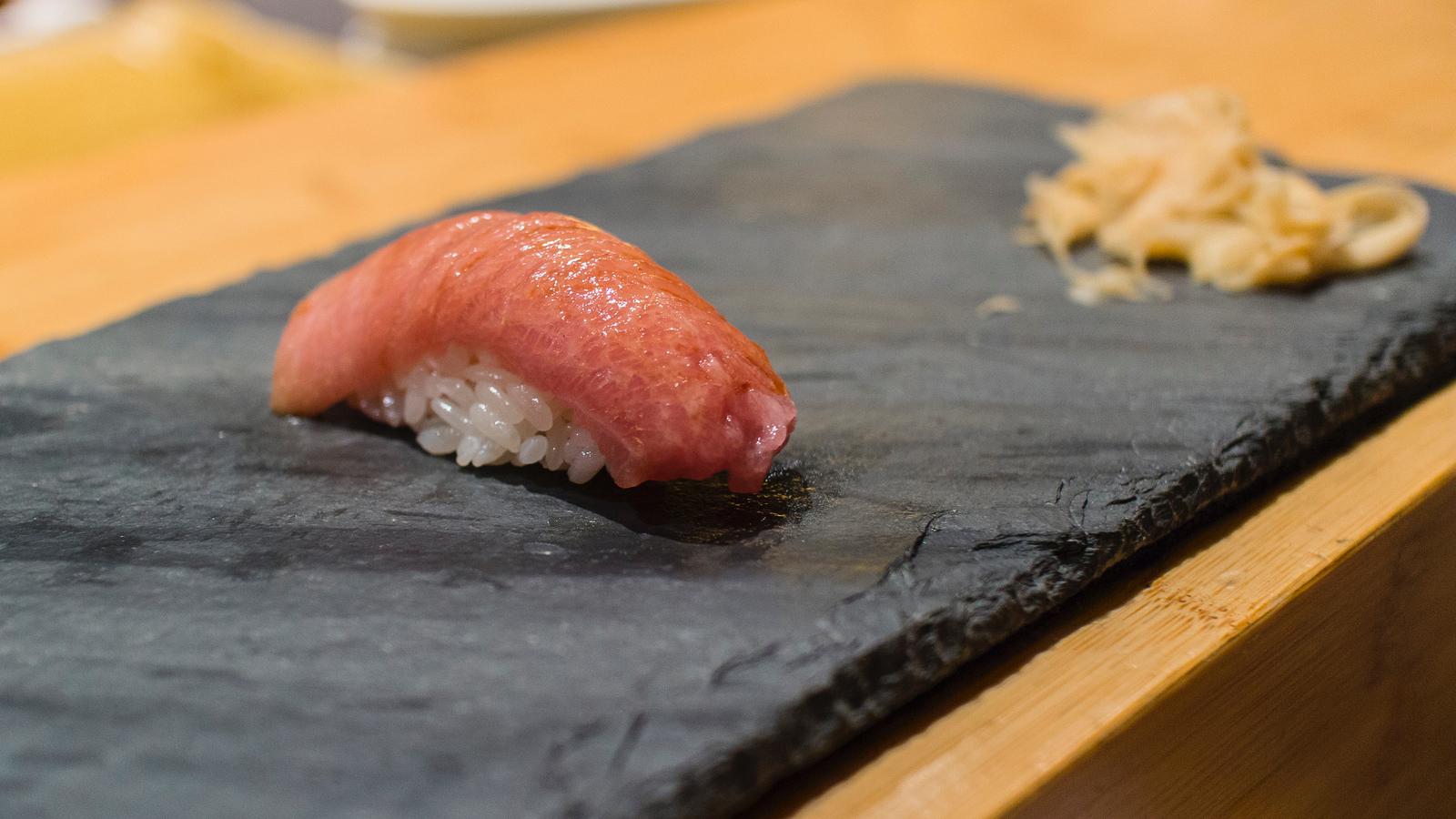 攻略:日式寿司点菜宝典