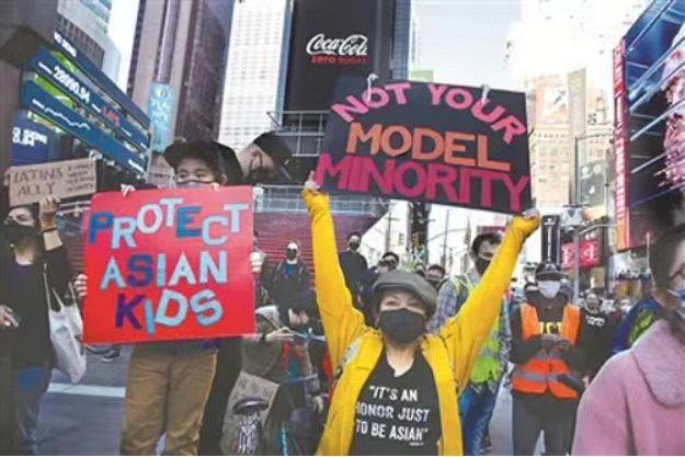 94比1美国参院表决通过了反亚裔仇恨犯罪法案!