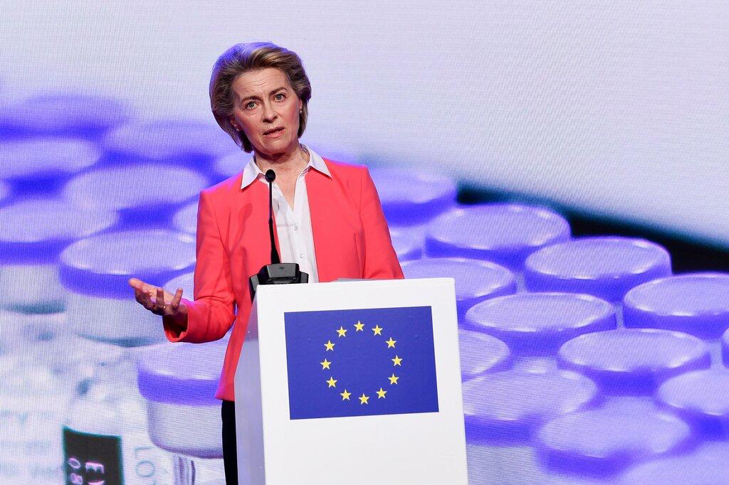 欧盟今年夏天将允许接种疫苗的美国民众旅游
